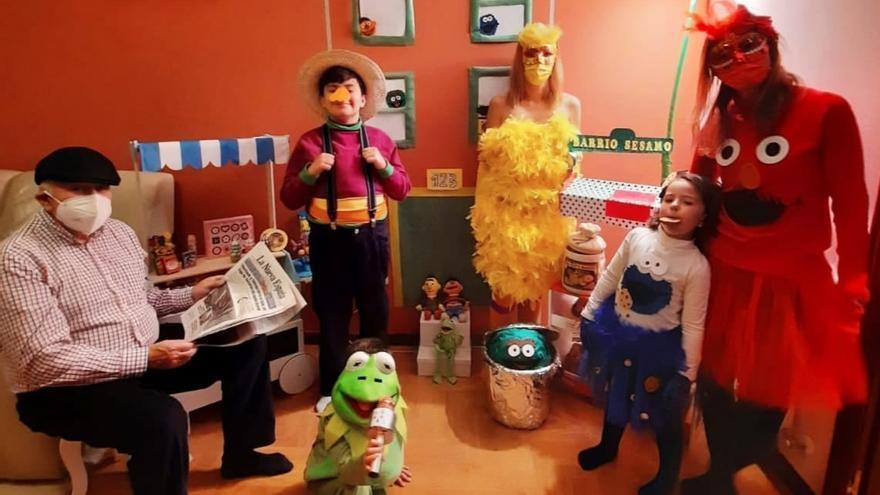 Premiados de los concursos de carnaval y carnaval casero de Oviedo
