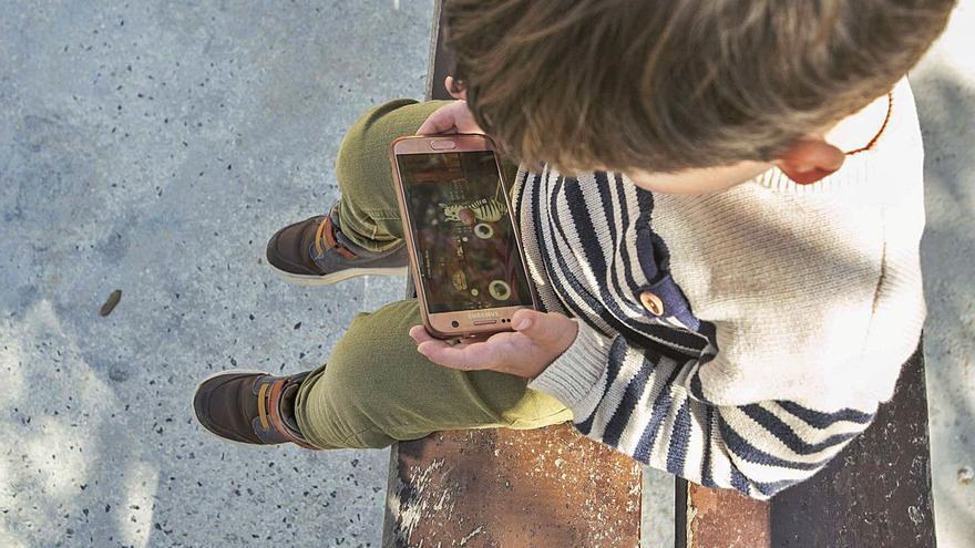 Detectan que las tecnologías  dañan el cerebro del niño los dos primeros años