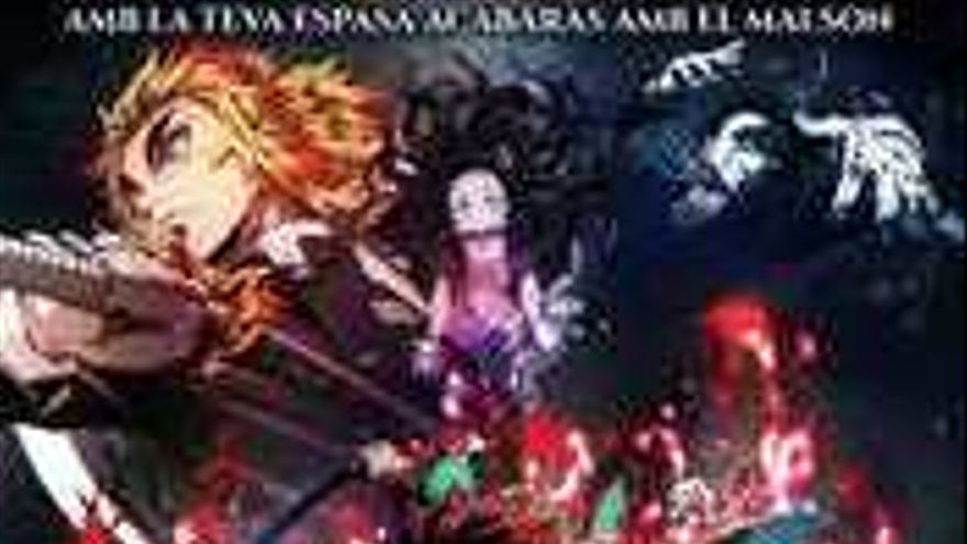 Els guardians de la nit -Kimetsu no Yaiba- La pel·lícula: El tren infinit