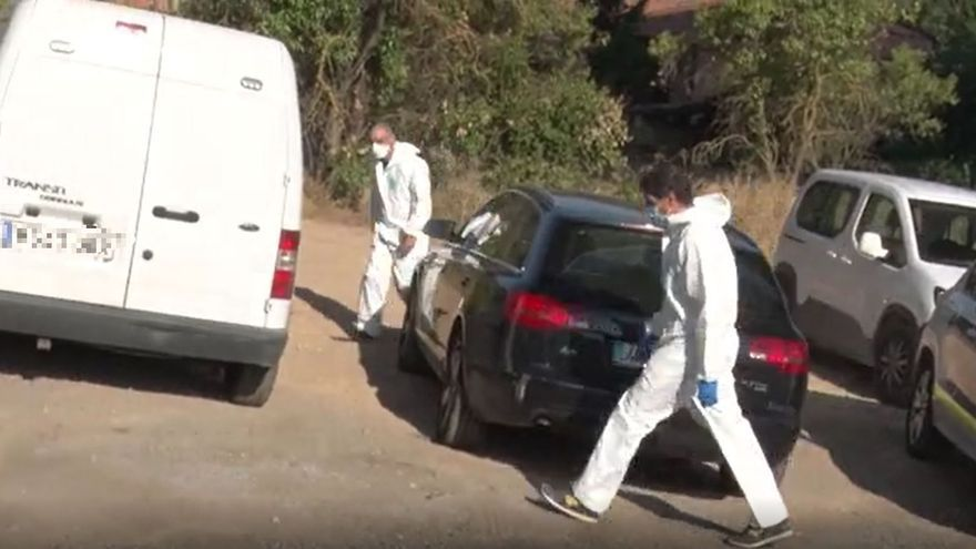 Troben dues persones mortes en un possible crim masclista a prop de la carretera de Sant Vicenç al Pont de Vilomara