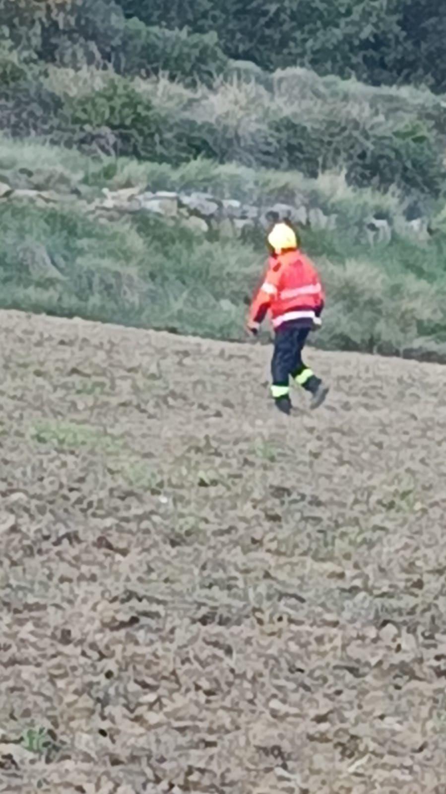 Recerca d'un menor perdut a Llanera