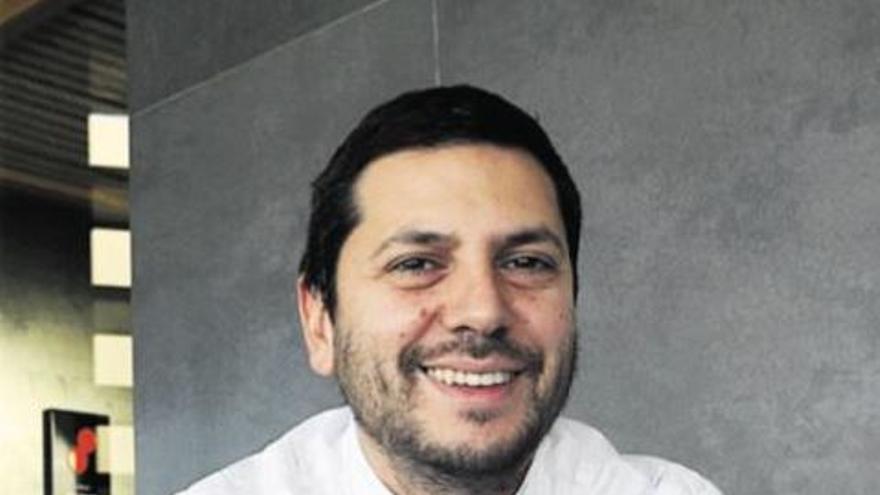 Sigue en directo desde las 13.00 horas una clase magistral del chef Diego Gallegos