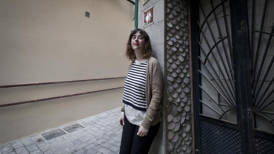 Lucía Lijtmaer: «El discurso facilón cala porque llevamos un año encerrados y nadie habla de los 80.000 muertos», afirma la escritora, que ofrece un seminario en CaixaForum Palma