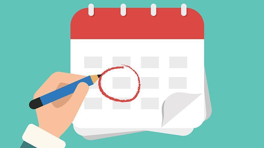 Calendario laboral 2021: 12 festivos en Galicia y un puente más que en 2020