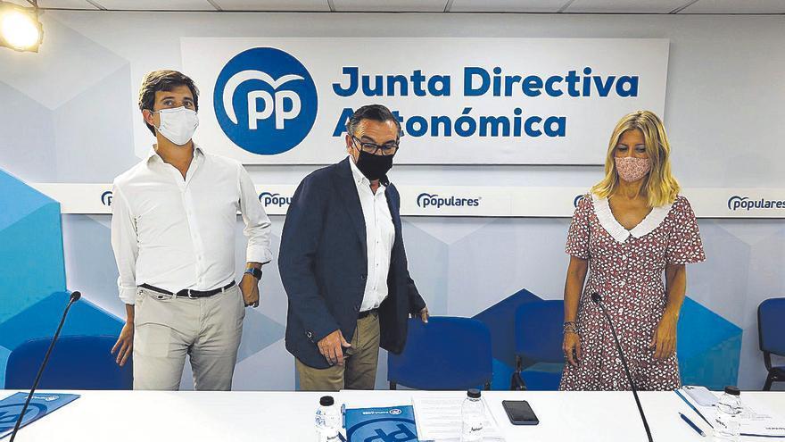 """Beamonte reconoce que no es """"un verso suelto"""" y hará lo que pida el PP"""