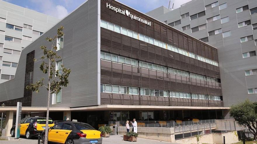 QuironSalud atiende al 13% de los hospitalizados con Covid-19 en España