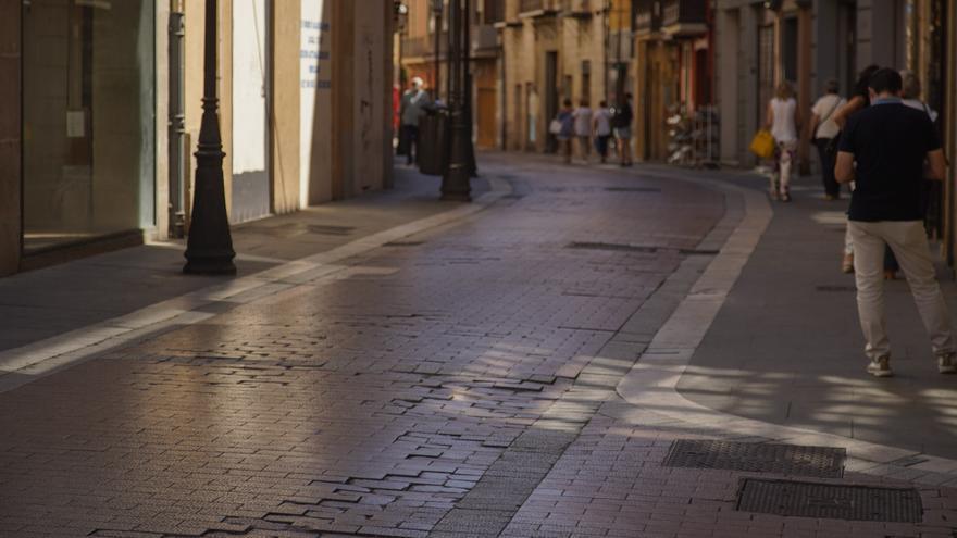 Así serán las obras para cambiar el pavimento de San Andrés en Zamora
