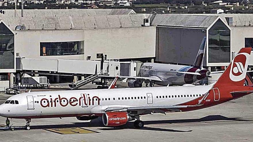 Un juez declara ilegales los despidos de los trabajadores de Air Berlin en Mallorca