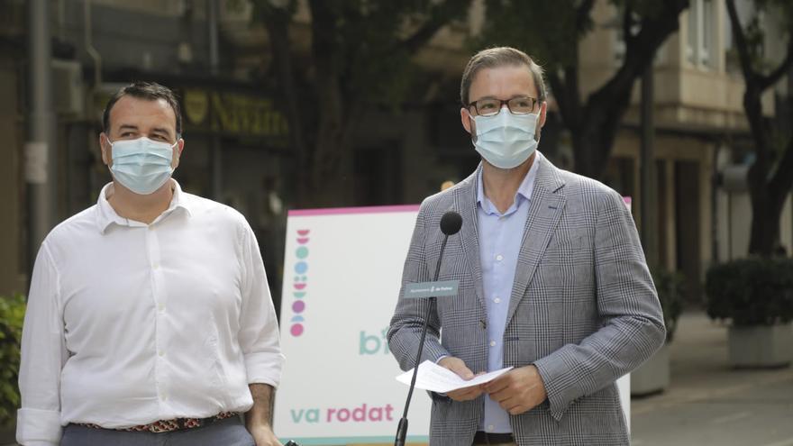 Hila asegura que no va a haber alquiler turístico en pisos en Palma pese a la sentencia