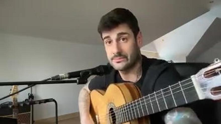 """Melendi dedica una canción a los abuelos: """"Quédate en casa por ellos"""""""