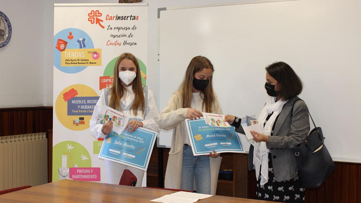 Concurso de carteles para concienciar a la juventud