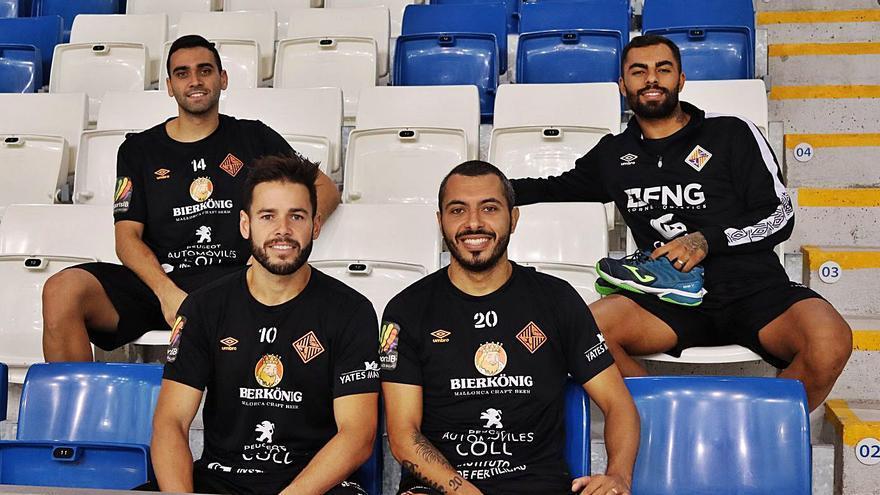 El Palma Futsal arranca el maratón de octubre ante el Peñíscola