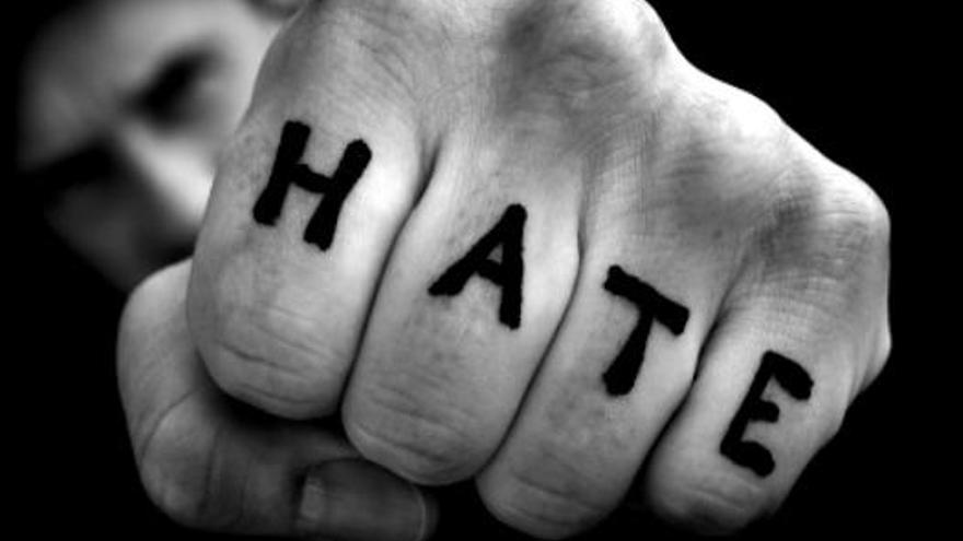 Patología del odio