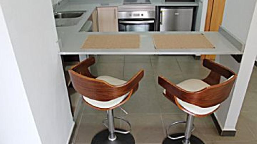 550 € Alquiler de piso en San Andrés (Arucas) 60 m2, 2 habitaciones, 2 baños, 9 €/m2, 1 Planta...
