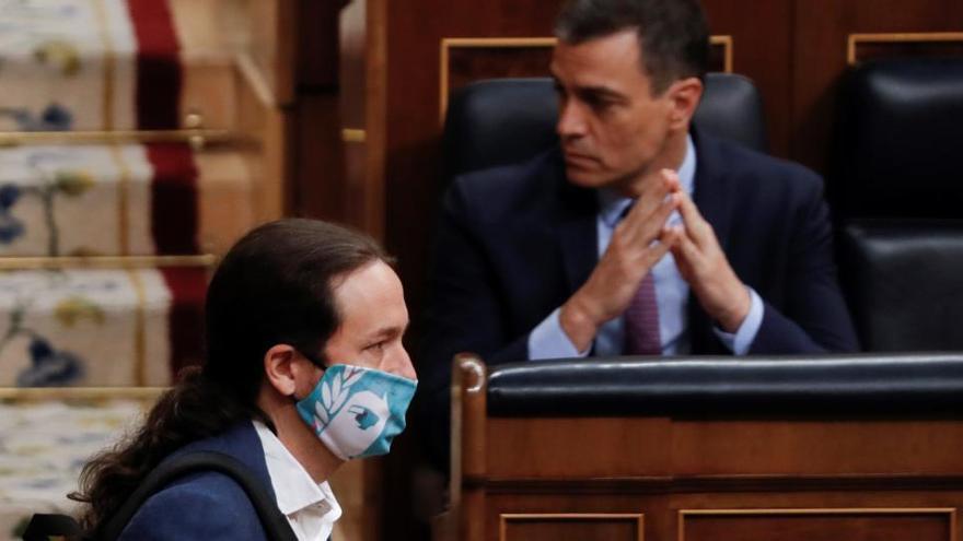 PSOE y Podemos registran otra iniciativa para limitar las funciones del CGPJ