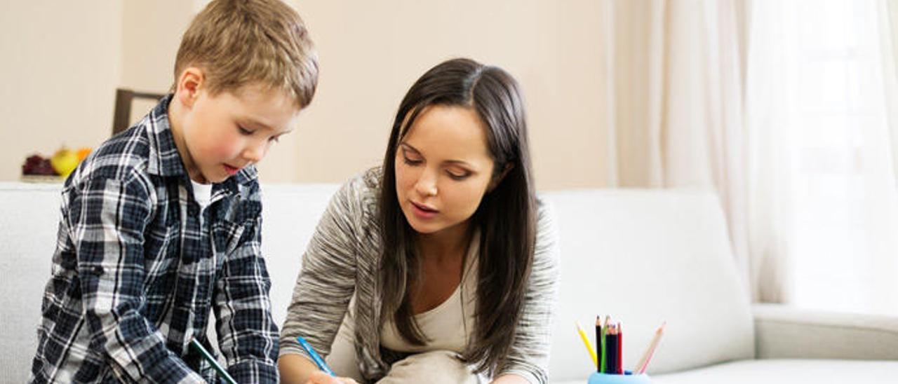 Cómo ayudar a los más pequeños con los deberes