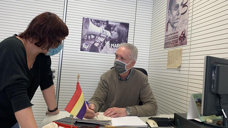 EU pide responsabilidad a PP y Cs ante la crisis del PSOE en San Vicente