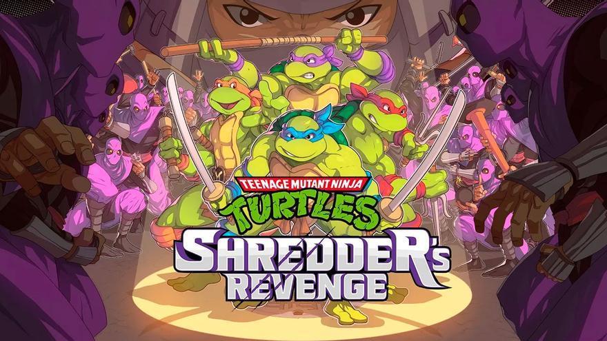 Así es el nuevo 'Teenage Mutant Ninja Turtle: Shredder's Revenge' para PC y consolas
