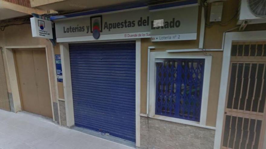La Bonoloto deja un premio de 120.000 euros en Pinoso