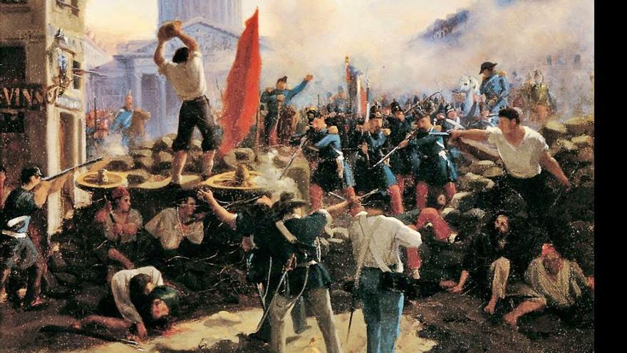 Los días de la Comuna