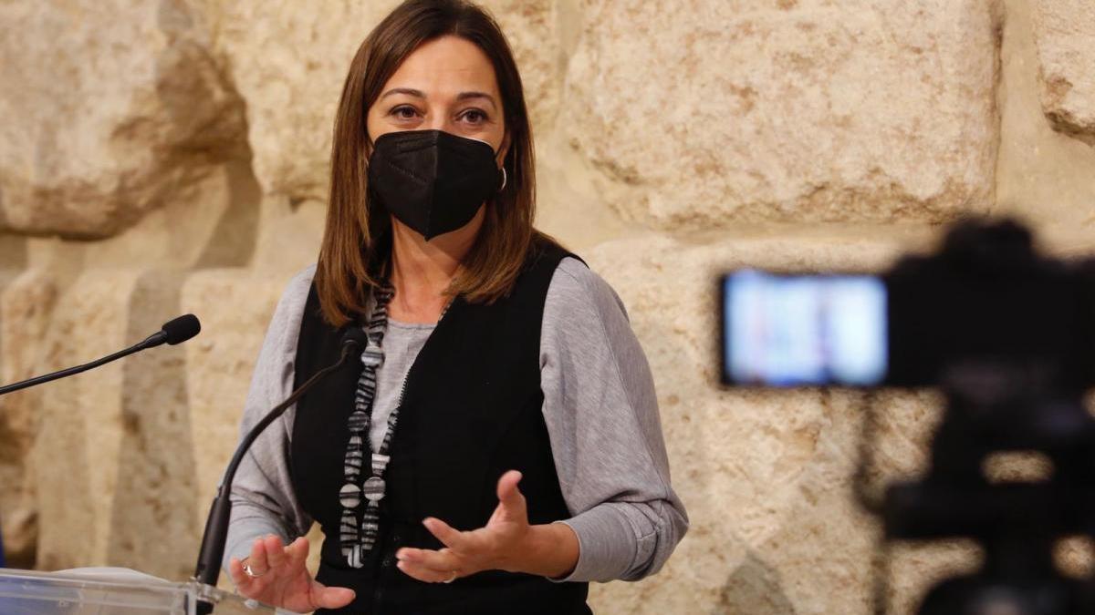 El PSOE reclama los expedientes firmados por Eva Timoteo desde que se conoce su incompatibilidad