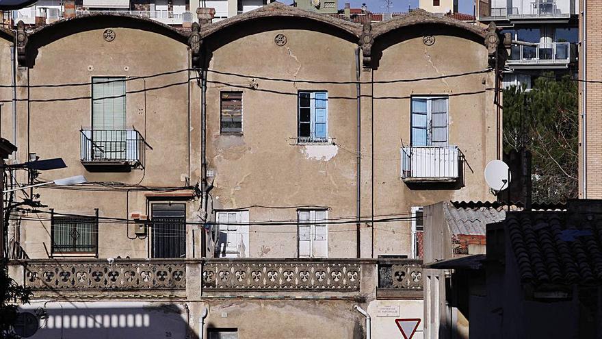 Els blocs d'Universitat de Montpeller, a Sant Pau, més a prop de ser enderrocats