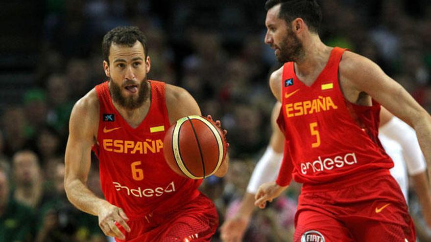 Calendario España baloncesto olimpiadas 2016