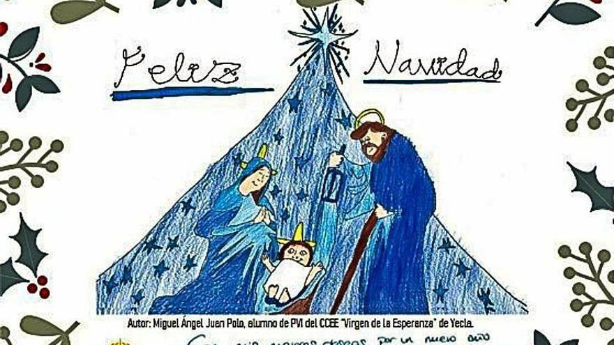 """Docentes Unidos devuelve la felicitación navideña a la consejera por """"hacer un guiño a la concertada"""""""