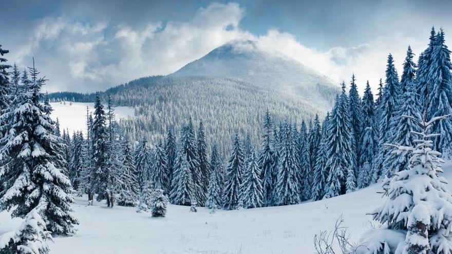 Científicos españoles descubren el porqué de los diferentes copos de nieve