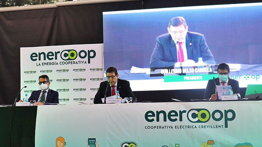 El Grupo Enercoop firma sus mejores resultados con 1,8 millones de beneficio