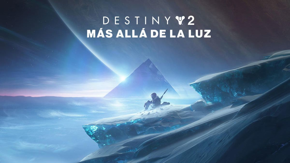 Destiny 2: Bungie anuncia Más allá de la Luz, la nueva expansión para el juego de disparos
