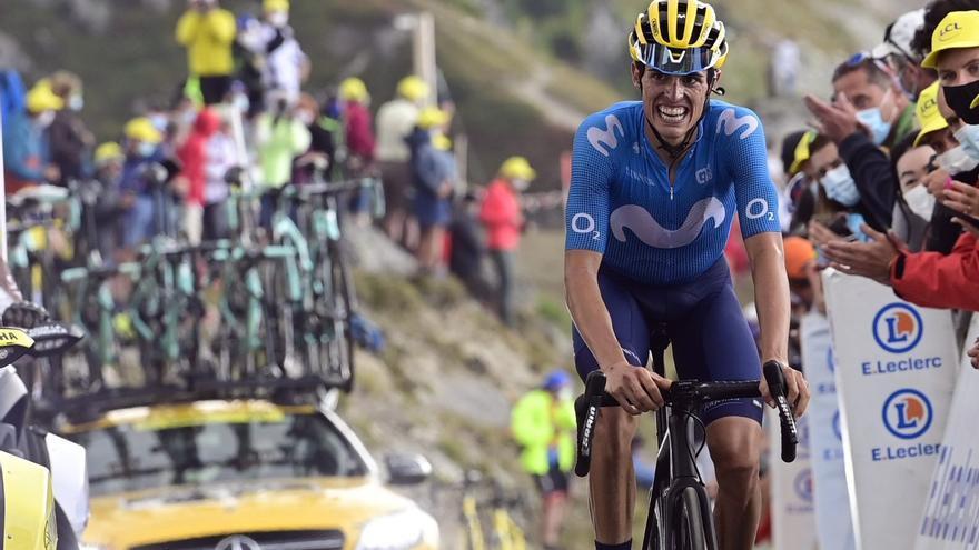El mallorquín Enric Mas liderará al Movistar en La Vuelta