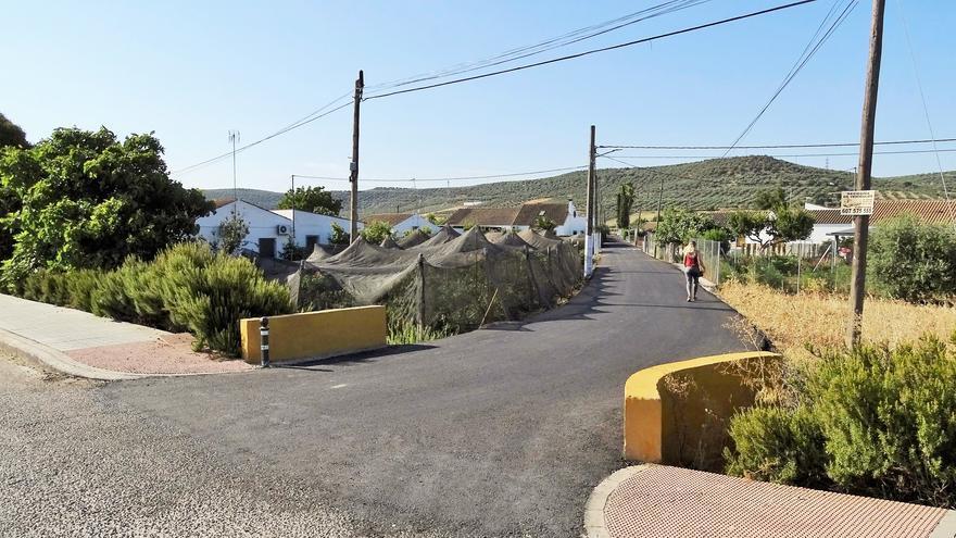 El Ayuntamiento de Villa del Río culmina las obras de los huertos familiares