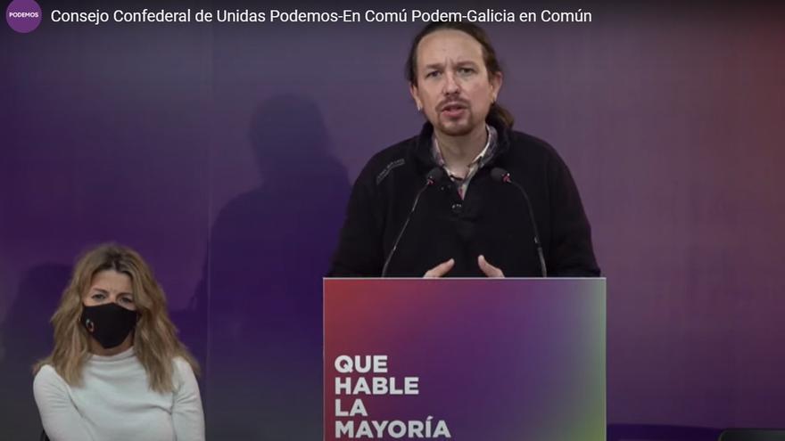 """Iglesias: """"Madrid no es de derechas"""""""