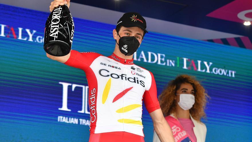 Ganador etapa 8 Giro de Italia 2021: Victor Lafay