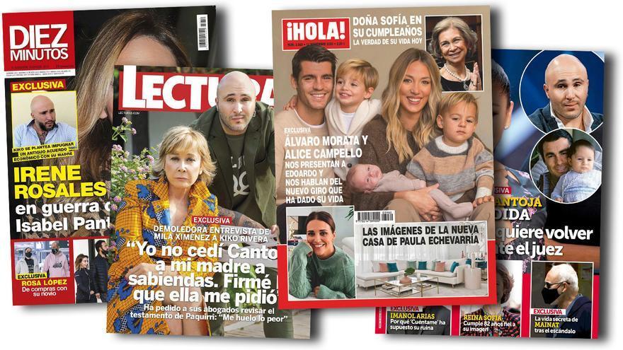 Isabel Pantoja, en el punto de mira: Paquirrín quiere la herencia