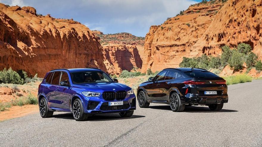 Los BMW X5 M y X6 M ya tienen precio en España