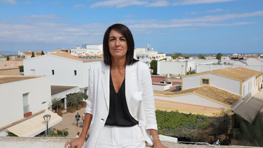 Ana Juan remodela el área de Medio Ambiente del gobierno de Formentera