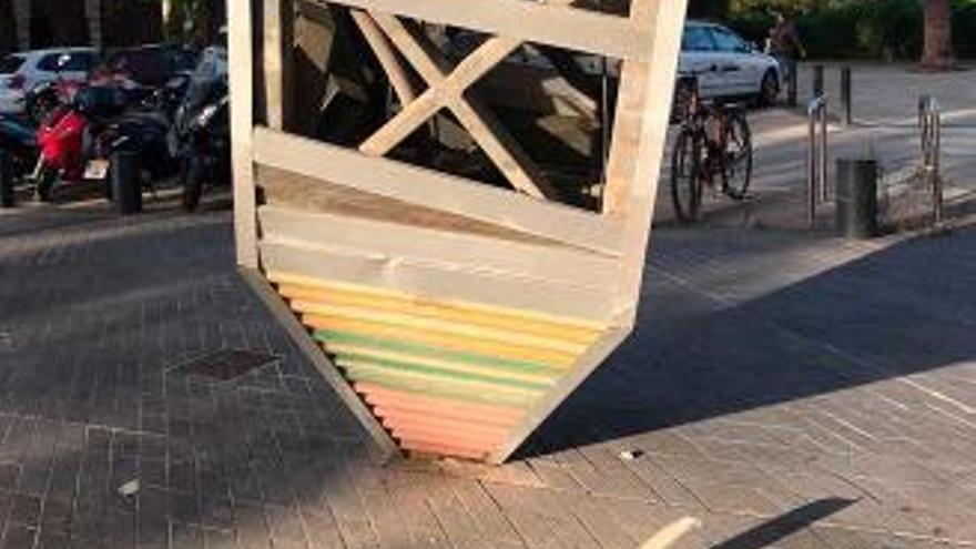 100.000 Euro sollen Palmas Stadtkunstwerke retten