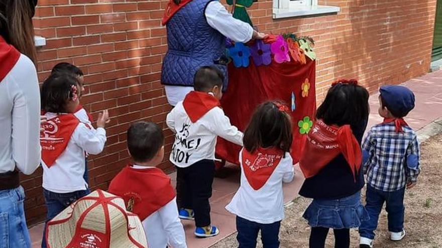 El lunes 17 abre el plazo para inscribirse en el centro infantil Pimpirigaña