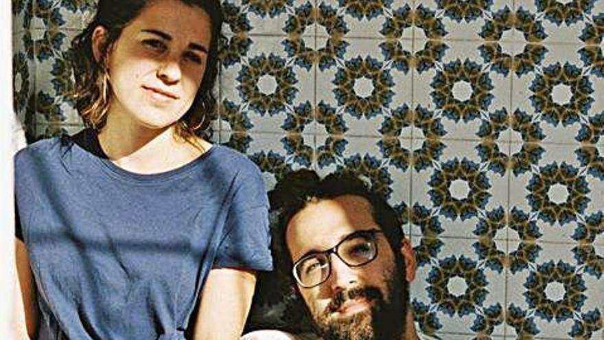 Jo Jet i Maria Ribot preparen a Els Carlins el directe del seu tercer treball