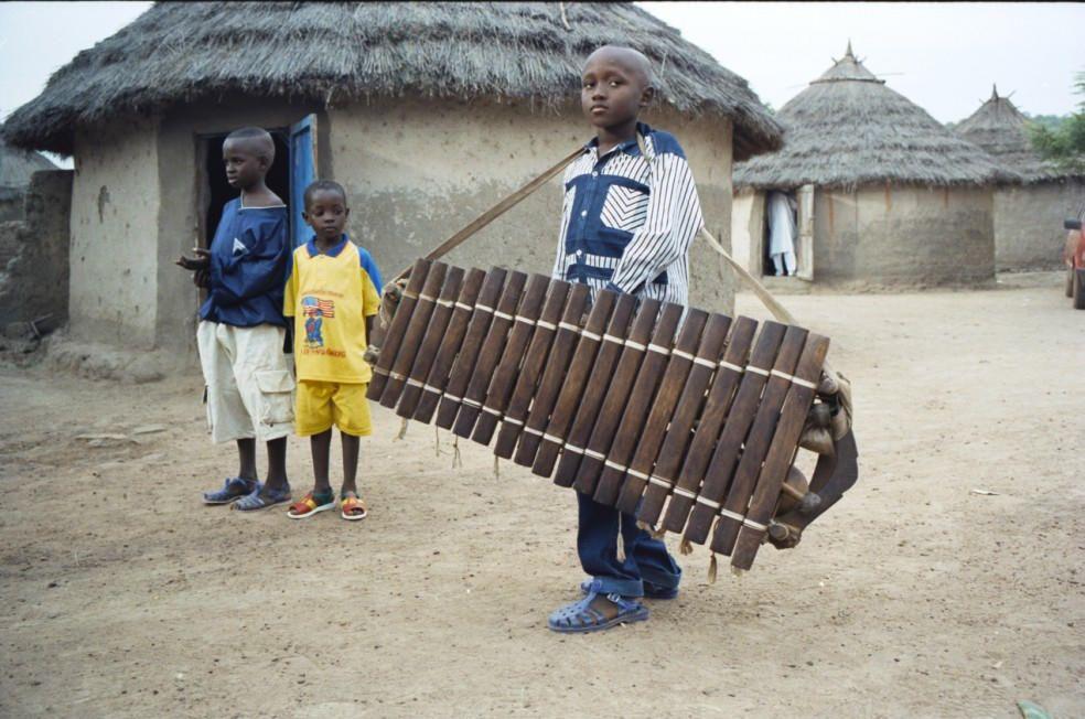 Guinea - Espacio cultural del sosso-bala, símbolo de libertad y de cohesión del pueblo mandinga.