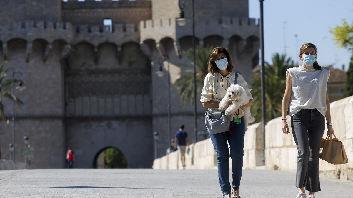 La C. Valenciana registra la mejor evolución del virus en EspañaLa C. Valenciana registra la mejor evolución del virus en España