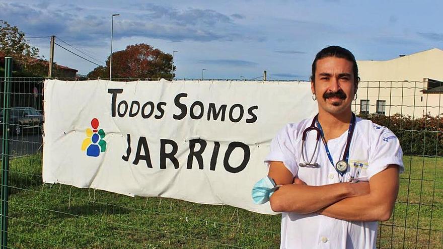 Andrés Ron, pediatra por Occidente