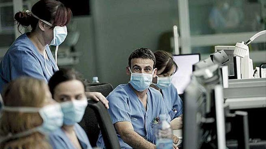 Baleares registra cinco nuevas muertes por coronavirus y 105 contagios más
