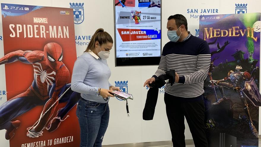 San Javier, territorio 'gamer'