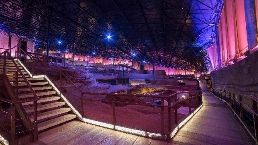 Un proyecto une gastronomía  e historia en la Cueva Pintada de Gáldar