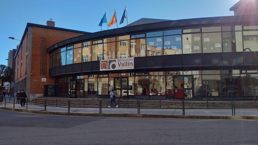 Un instituto de Gijón ofrece a los alumnos el paso a la asignatura de Valores ante la falta de docente de Religión