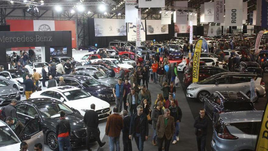 Salón del Automóvil y la motocicleta de Vigo: La mayor concentración de ofertas del automóvil