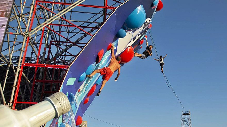 El Concello descarta la celebración del festival de deporte urbano en O Parrote este año